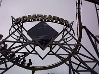 Dominator Geauga Lake - roller coaster