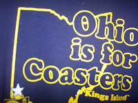Ohio is for Coasters T-shirts