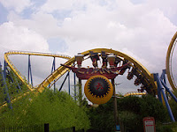 Chang - Six Flags Kentucky Kingdom