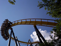 Batman: The Ride - Six Flags Great Adventure