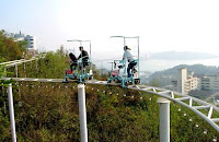 Skycycle - Pedal Powered Coaster