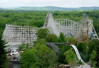 Cyclone - Six Flags New England