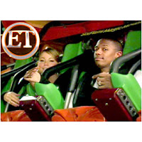 Mariah Carey Nick Cannon Six Flags