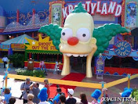 Simpsons Ride - Universal Studios Florida