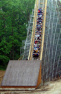 The Voyage - Coaster - Holiday World