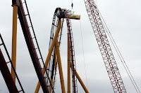 Diamondback - Construction - Kings Island