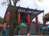 Goliath - Six Flags Over Georgia