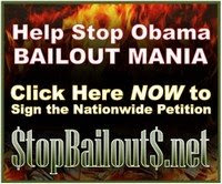 Stop the Bailout Petition