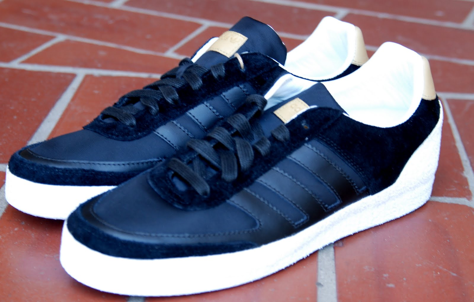 78d274565 New Adidas ObyO David Beckham Stripes DB (G23347) and KZK Campus 80's  (G17918) collection.