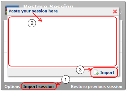 Visibo Product Updates: FreshStart 1 4 with Import and Export