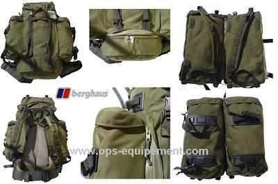 new photos 100% high quality official images OPS-Equipement: Berghaus VULCAN II
