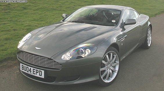 Cars 2006 Aston Martin Db9