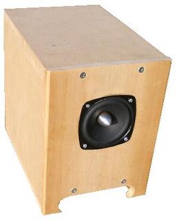 Aura NS3-194-8E DIY Fullrange Speaker