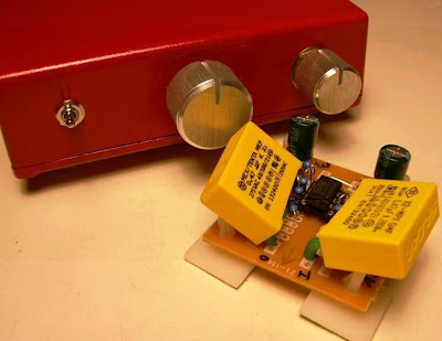 DIY OPA2134AP Linestage Preamp PCB