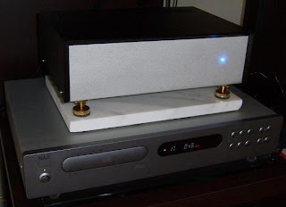 12AX7 Tube Preamp and NAD C542 CD Player