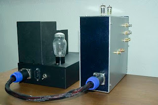 DIY 5687 Tube Preamp Project