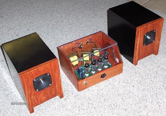 diy audio projects hi fi blog for diy audiophiles k 502 tube amplifier kit the delsol speaker. Black Bedroom Furniture Sets. Home Design Ideas