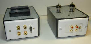 12AX7 Tube Preamp and LM3875 Chipamp