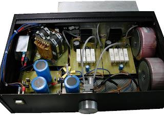 DIY 2SK2221 MOSFET Amplifier