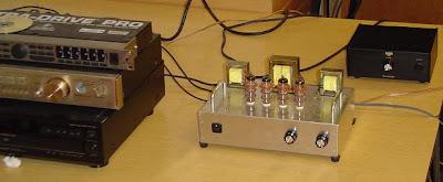 K-12 Tube Amplifier