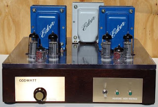 ECC802S SRPP / EL84 (6BQ5) Push-Pull Tube Amplifier