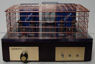 DIY ECC802S SRPP / EL84 CCS Push-Pull Tube Amp Project