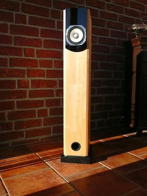 DIY Fostex FX120 Transmission Line Speaker Project