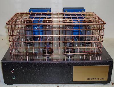 KT77 DIY Vacuum Tube Amp