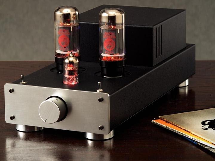 mono headphone wiring diagram 1995 mustang gt stereo tube amplifier power impulse 6n8pvoltage   circuit