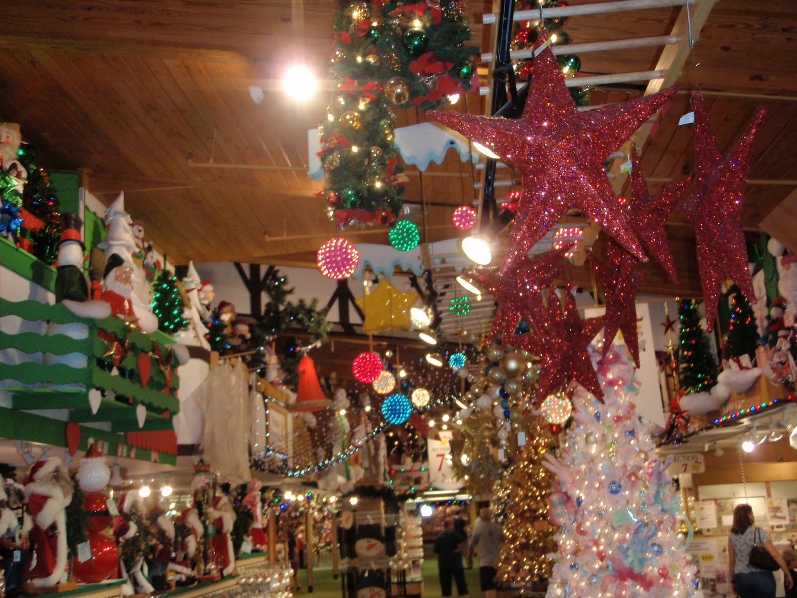 Frankenmuth Christmas.Terry S Spoke Report Frankenmuth Christmas Store