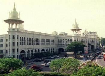 Old Railway Station Kuala Lumpur