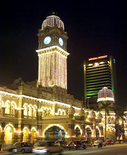 Sultan Abdul Building Kuala Lumpur