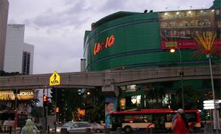 Lot 10 Shopping Mall Kuala Lumpur