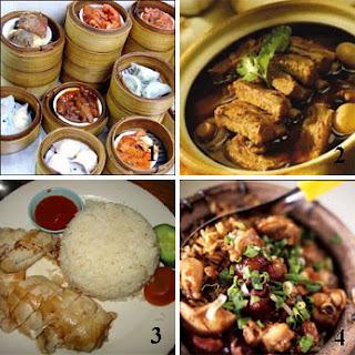chinese Food Malaysia
