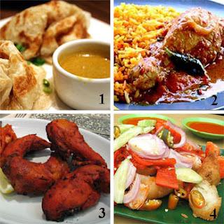 Indian Food Malaysia
