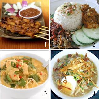 Malay Food Guide - Malaysia Travel Guide