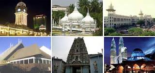 Kuala Lumpur Tourist Sights