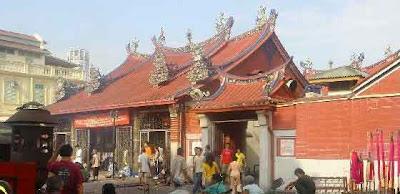 Kuan Yin Temple Penang