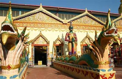 Reclining Buddha Temple Penang