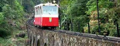 Penang Hill train