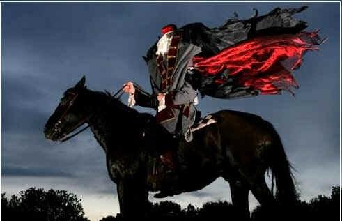 el muerto the headless horseman of south texas brush