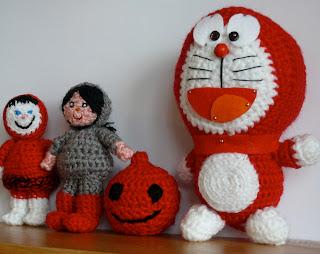 selección roja anekka handmade