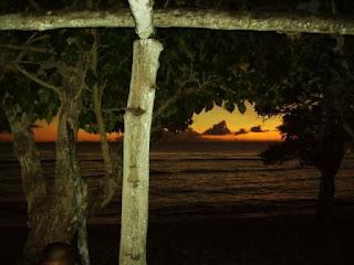 Tinian Sunset