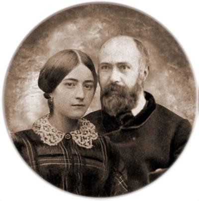 Ludvik in Zelija Martin