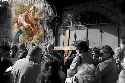 Vía Crucis del Beato Liberio González (8)