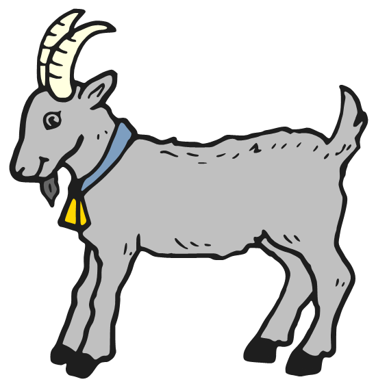Beanie's Tag You're It: Billy Goat Gruff