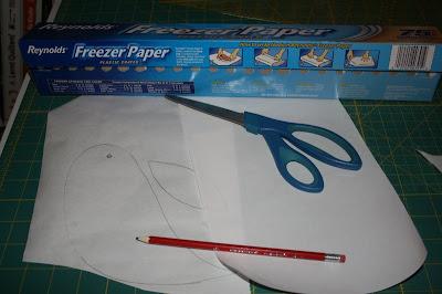 freezer paper verwendung