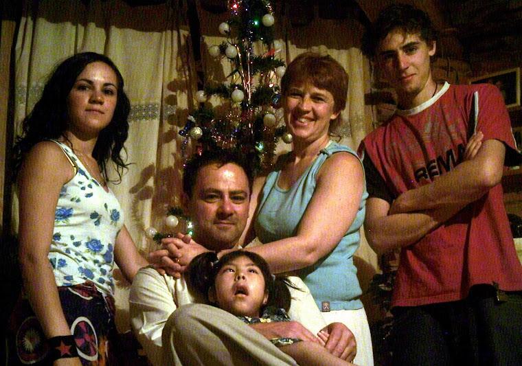 Jemima en familia