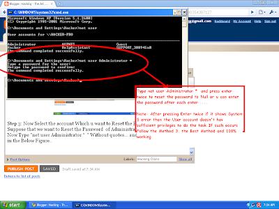 reset admin password,hack computer password,windows password hacking