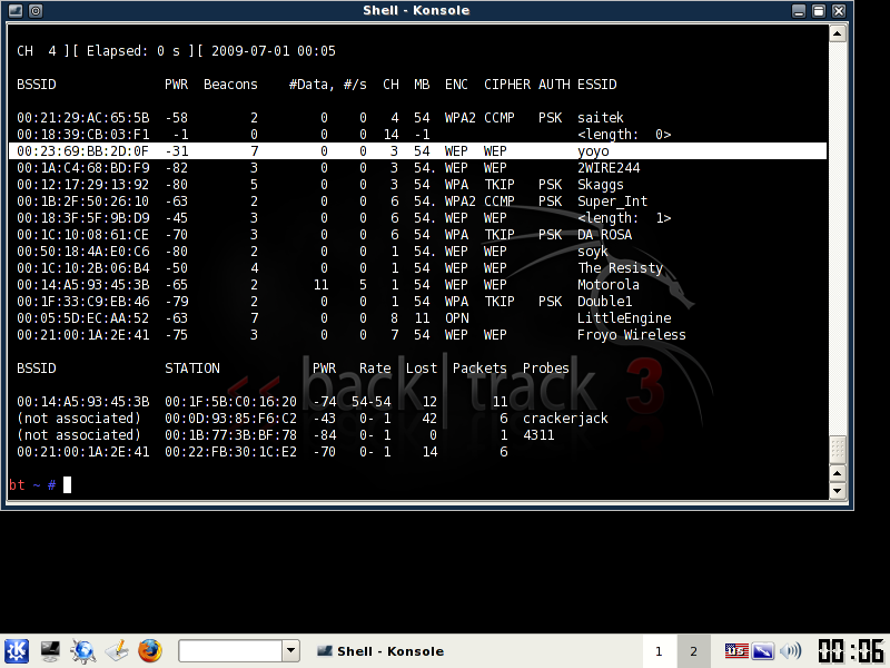 Crack wifi wep key . WiHack program for hacking wi fi ...